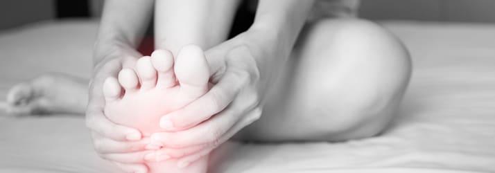 Chiropractic Tustin CA Foot Pain