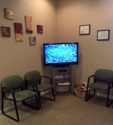 Chiropractic Tustin CA Waiting Room