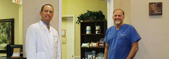 Chiropractor Tujunga CA Raymond Bunch and Colleague